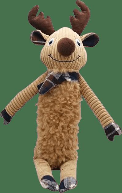 petfles knuffel hert