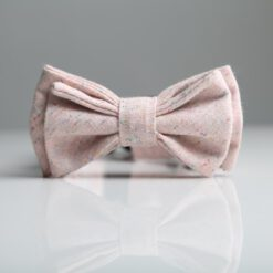 BM rose bow tie