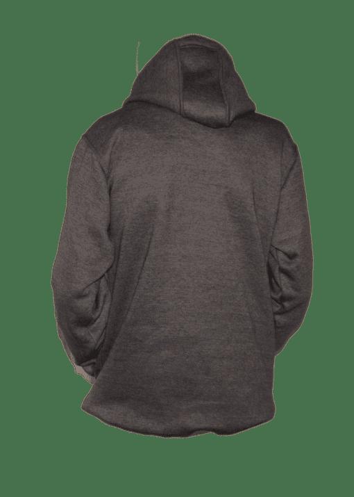 ibizabully hoodie human achterzijde