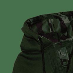 ibizabully hoodie groen hood