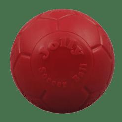 Jolly Pets soccer ball rood