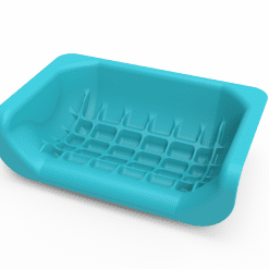 Binge Blocker insert blue