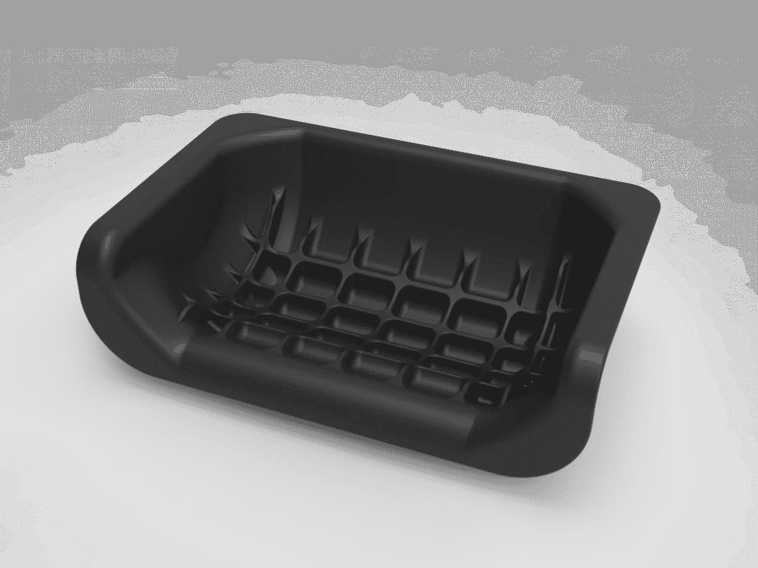 Anti schrokbak inlay - binge blocker