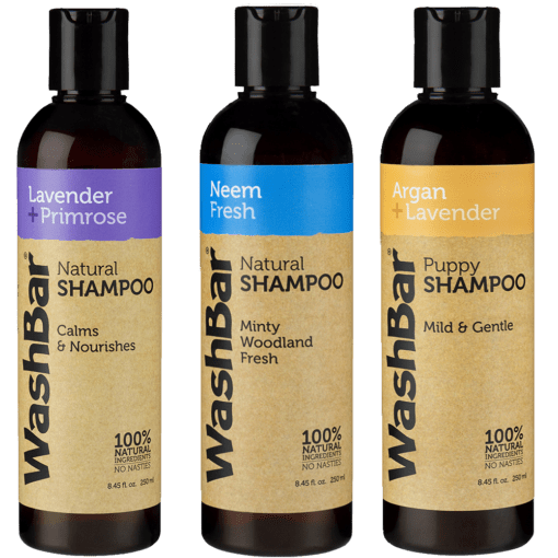 WashBar shampoo compilatie
