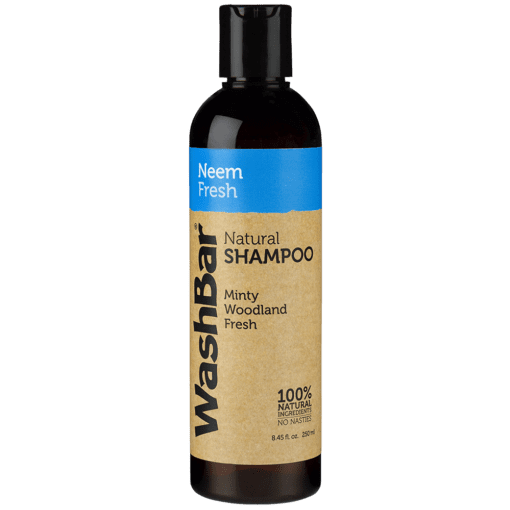 WashBar fresh shampoo