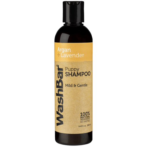 WashBar puppy shampoo