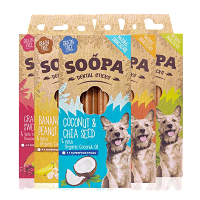 Soopa dental stick varia pack