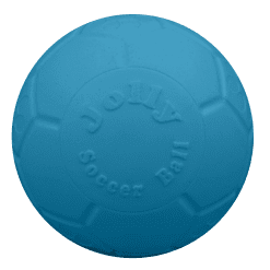 Jolly Pets soccer ball blauw