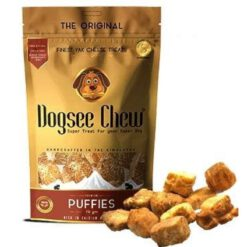 Dogsee puffies
