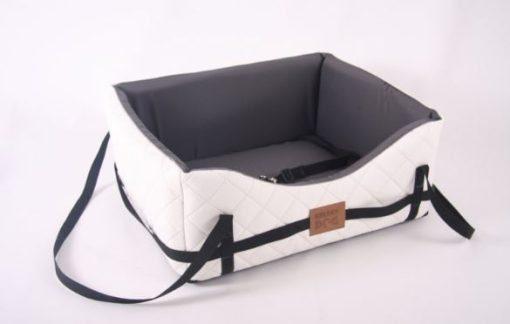 Autostoel wit